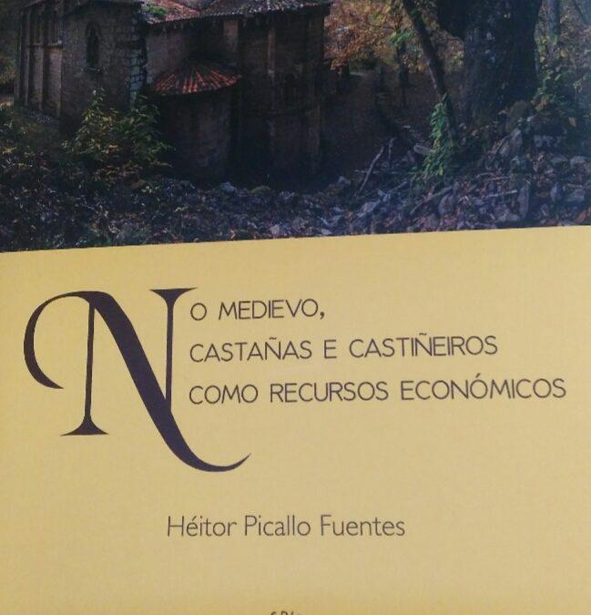 No medievo, castañas e castiñeiros como recursos económicos