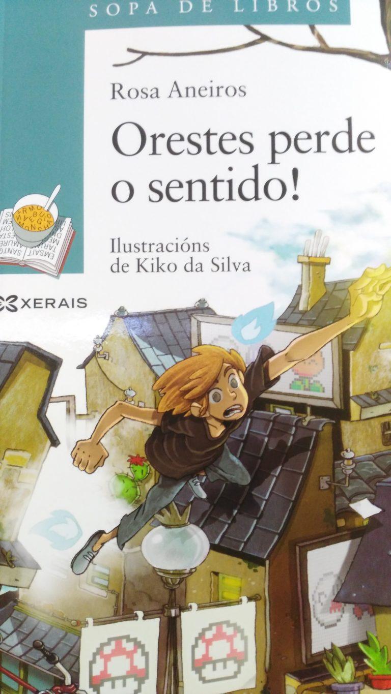ORESTES PERDE O SENTIDO! – Rosa Aneiros
