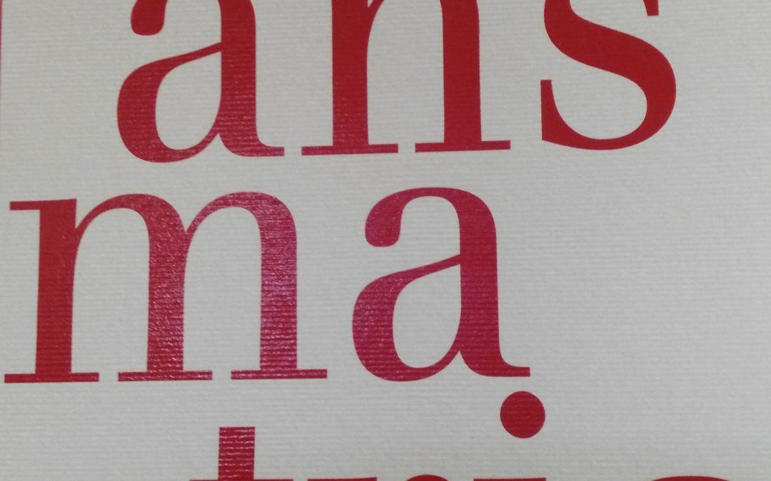 TRANSMATRIA – Daniel Asorey
