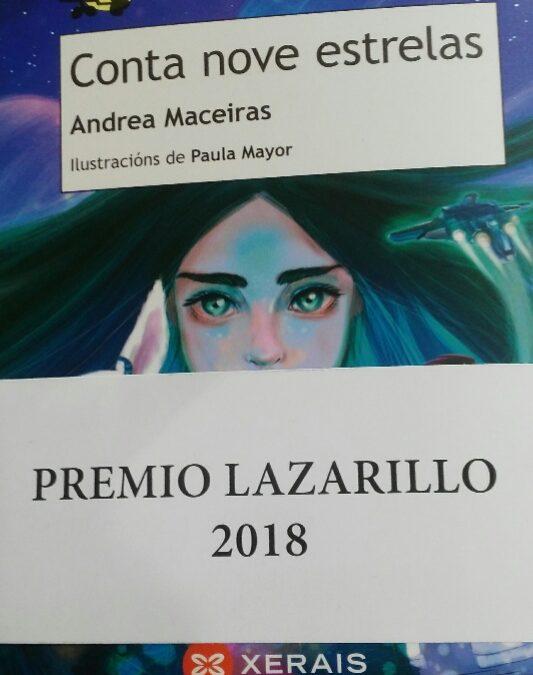 CONTA NOVE ESTRELAS – Andrea Maceiras