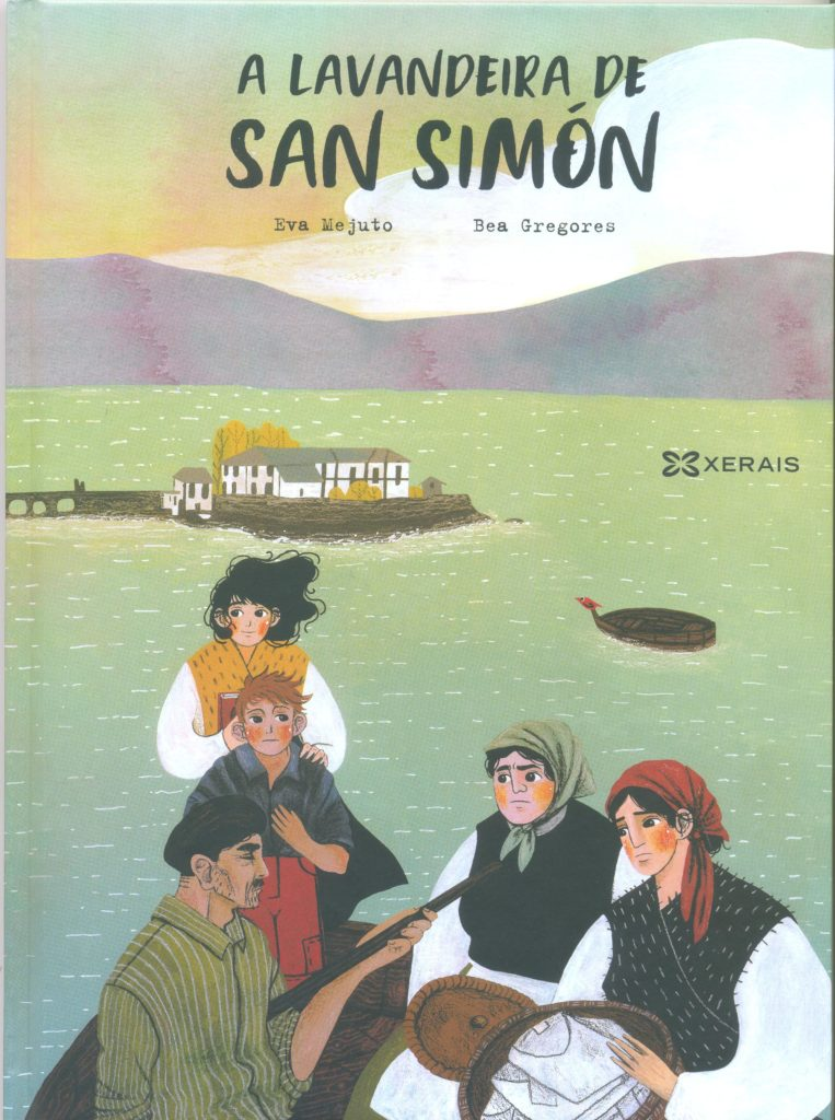 A lavandeira de San Simon